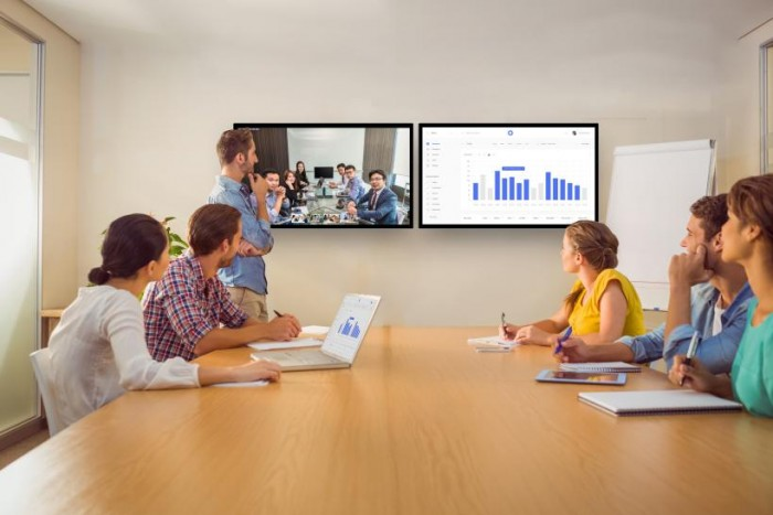 conference room wireless-projector