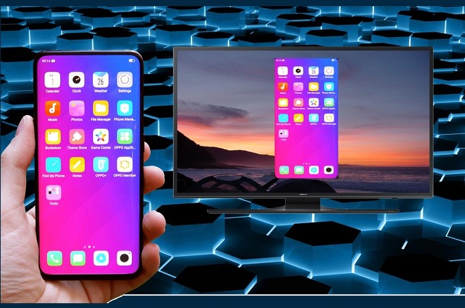 Screen Mirroring Android To Tv There, How To Mirror Iphone 11 Samsung Tv