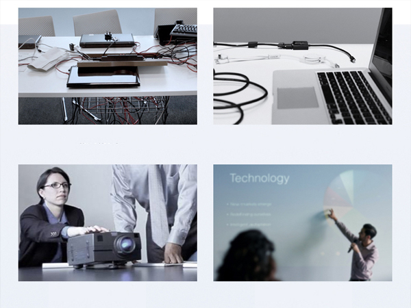 Wireless screen mirroring is transforming meeting rooms